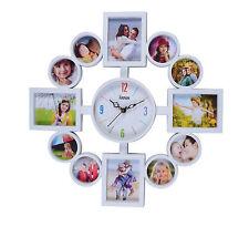 Marco de tiempo de Familia Foto Arpan Piguet Reloj con 12 imágenes Fotos-Blanco
