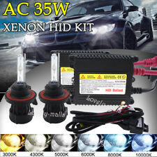Halogen Hi-Lo Beam BI-XENON Lights HID Headlight Kit Bulbs H4-3 H13-3 9007 6K 8K