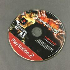 Tekken 5 (Sony PlayStation 2, 2005) Disc Only Namco
