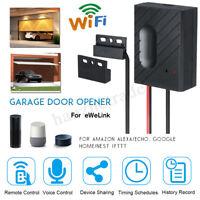 Car Garage Door Opener Remote Control Smart for eWeLink APP Phone WiFi Switch