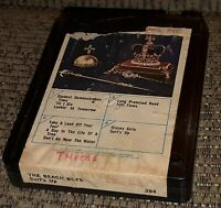 Beach Boys Surf's Up 8 track tape tested Bootleg? LATE NITE BARGAIN classic rock