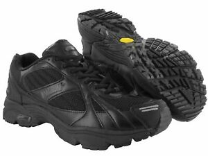 Men's Magnum MUST Black Mesh Running Shoes Trainers UK 12 EU 46 Army