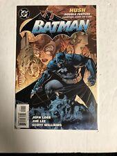 Batman Hush Double Feature (2003) (VF/NM) Reprints # 608 609 Jim Lee Jeph Loeb