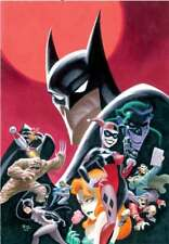 Bruce Timm SIGNED Gotham: Dangerous Dames and Demons DC Giclee Limited Ed of 250
