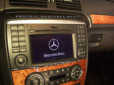 ORIGINAL MERCEDES COMAND NTG 2.5 NAVIGATION  W251 R-KLASSE VOLLGARANTIE! command