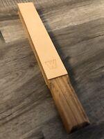Flexcut Molded Leather Jackknife Sheath for Flexcuts Carvin Jack Knives, JKN06