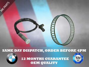 BMW 3 SERIES ABS RELUCTOR RING + ABS SENSOR (E90 E91 E92 E93) FAST SHIPPING
