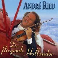 """ANDRE RIEU """"DER FLIEGENDE HOLLÄNDER"""" CD NEUWARE"""