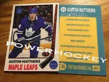 Custom Auston Matthews 1969-70 OPC Style RC High Quality card only 34 made!