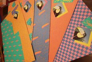 Vintage Mead Super Shades Toucan Trapper Keeper Lot 1988 Portfolio 80s Rare
