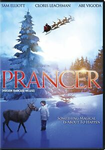 Prancer (DVD Bilingual) Free Shipping in Canada