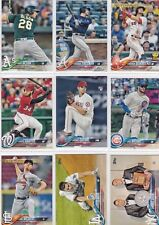 2018 Topps Baseball Series 2 Complete Base Set 351-700 Ohtani RC Fast Shipping!