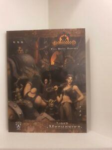 Iron Kingdoms: Liber Mechanika, Privateer Press, Softcover, RPG