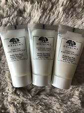 Origins Checks And Balances 3-1oz. tubes 3 Oz. Total Frothy Face Cleanser NWOB