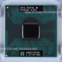 Intel Core 2 Duo P8700 SLGFE 1066MHZ 2.53/GHz 3MB Dual-Core CPU Prozessoren