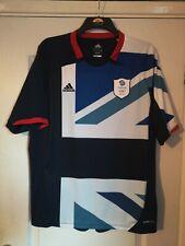 Team Gb 2012 Football Shirt Xl