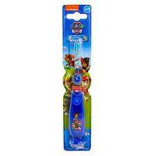Cepillo de dientes con LUZ Patrulla Canina Producto Oficial PAW PATROL