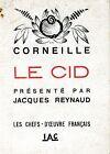 Corneille = LE CID