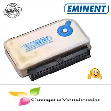 EMINENT Cavo adattatore convertitore da USB 2.0 a IDE SATA 2.5 -  3.5 5 - 5.25