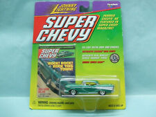 Johnny Lightning - CHEVROLET CHEVY BEL AIR 1957 - 1999 Super Chevy 1/64