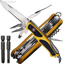 Wenger Schweizer Taschenmesser Ranger 174 Teilsägezahnung 6 Werkzeuge Nylonetui