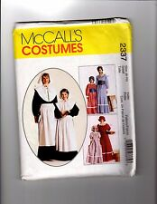 Misses' and Girls' Hisorical Dress patterns