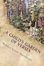 A Child's Garden of Verses: Illustrated by Stevenson, Robert Loui 9781542322201