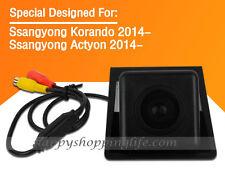 Back Up Camera for Ssangyong Korando Actyon 2014- Car Rear View Reverse Cameras