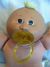 Cabbage Patch Doll Preemie Vintage 1985 Reg. No. PA-1044 Tuft Blond hair