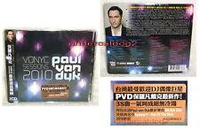 Paul Van Dyk VONYC Sessions 2010 Taiwan 2-CD w/OBI