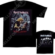 IRON MAIDEN : T-SHIRT The Beast On The Road - NEUF tee