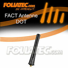 FOLIATEC FACT ANTENNE DOT SCHWARZ 34667