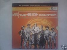 The Big Country - 1958 - Jerome Moross-Soundtrack LP