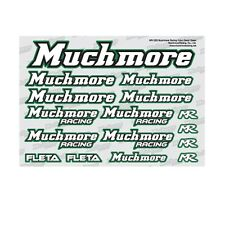 Much-More Muchmore Racing Color Decal Green  - MR-D22