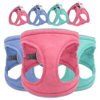 Soft Padded Dog Harness Reflective Pet Harness Cat Vest Harnesses For Chihuahua