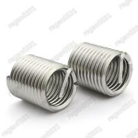 50pcs M3x0.5x1.5D Metric Helicoil Screw Thread Wire Inserts 304 Stainless Steel