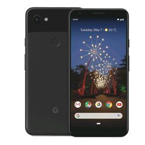 (Refurbished) Google Pixel 3a XL 64GB Mobile Unlimited Photo Storage 4G Unlocked