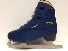 Roces Caje blau  Eiskunstlauf Freizeit  Gr. 38  Schlittschuh Damen Iceskate
