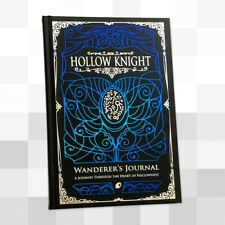 Hollow Knight Wanderer's Journal - Official Hardcover Art & Lore Book PS4 Switch