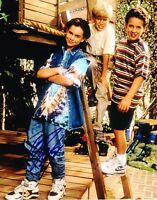 BEN SAVAGE RIDER STRONG SIGNED 8X10 PHOTO AUTOGRAPH BOY MEETS WORLD PROOF COA C