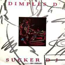"""DIMPLES D - Sucker DJ (12"""") (G+/G+)"""