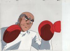 HAJIME NO IPPO - FIGHTING SPIRIT Japanese animation cel w/douga A10/B2