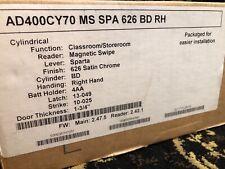 Schlage Ad400Cy70 Ms Spa 626 Bd Rh / Ad400Cy70Msspa626Bdrh