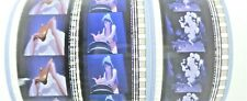 ALLADIN * 3 FILM CELL STRIPS - 15 FILM CELLS * FREE SHIPPING *