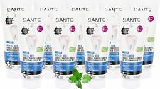 8 x SANTE Dental MED Zahngel Sensitiv Vitamin B12 ohne Natriumfluorid, Xylit