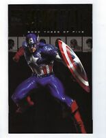 Secret War Book #3 (of 5)  Marvel Comic Book  Nm   (Captain America)