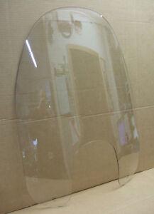 Windschildglas aus 58053-78, Harley®, für HD Zubehörwindschildkit 58006-87/A/B/C