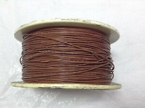 THERMAX Wire corp M22759/11-24 / 24 AWG WIRE BROWN (2 lbs reel)