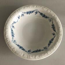 Rosenthal MARIA Rosenkante blau ANSCHLUßTELLER 18 cm  ungenutzt  Plate
