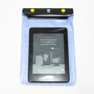 "Waterproof universal case cover bag pouch for kindle fire lenovo samsung 7"" - 8"""